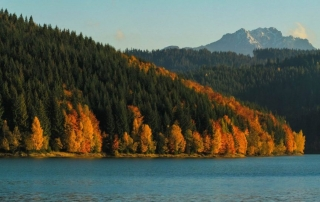 Tipy na výlety za vodnými krásami na jeseň